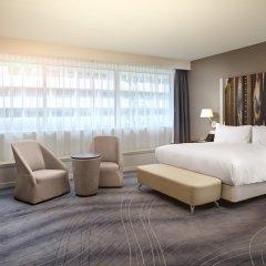 Отель DoubleTree by Hilton Hotel Wroclaw Польша, Вроцлав - отзывы, цены и фото номеров - забронировать отель DoubleTree by Hilton Hotel Wroclaw онлайн комната для гостей фото 3