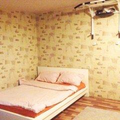 Апартаменты Na 1-Ya Ulitsa Bebelya 7 Apartments Москва комната для гостей