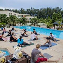 Отель Dewa Phuket Nai Yang Beach Таиланд, Пхукет - 1 отзыв об отеле, цены и фото номеров - забронировать отель Dewa Phuket Nai Yang Beach онлайн фитнесс-зал