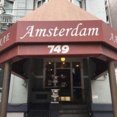 Amsterdam Hostel San Francisco городской автобус