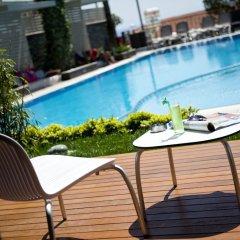 Samira Exclusive Hotel & Apartments Турция, Калкан - отзывы, цены и фото номеров - забронировать отель Samira Exclusive Hotel & Apartments онлайн бассейн фото 3