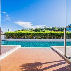 Отель Hyde Park Residence by Pattaya Sunny Rentals Паттайя бассейн фото 2