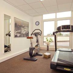 Отель Residhome Roissy-Park фитнесс-зал