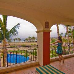 Отель Las Mananitas E3303 3 BR by Casago Мексика, Сан-Хосе-дель-Кабо - отзывы, цены и фото номеров - забронировать отель Las Mananitas E3303 3 BR by Casago онлайн балкон