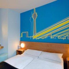 B&B Hotel Dusseldorf - Hbf комната для гостей фото 2