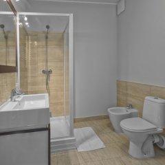 Отель Apartamenty Aparts ванная