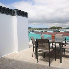 Отель Roof Top Terrace Apartment PDL Португалия, Понта-Делгада - отзывы, цены и фото номеров - забронировать отель Roof Top Terrace Apartment PDL онлайн балкон