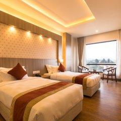 Отель Landmark Kathmandu Непал, Катманду - отзывы, цены и фото номеров - забронировать отель Landmark Kathmandu онлайн комната для гостей фото 3