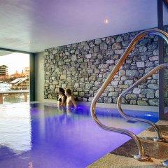 Отель Nendaz 4 Vallées & SPA Нендаз фитнесс-зал фото 2