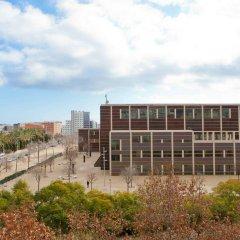 Отель Teatre Auditori балкон