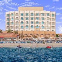 Sharjah Carlton Hotel пляж фото 2
