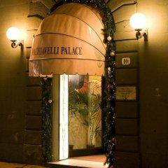 Отель Machiavelli Palace Флоренция интерьер отеля