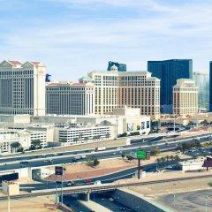 Отель Wyndham Desert Blue США, Лас-Вегас - отзывы, цены и фото номеров - забронировать отель Wyndham Desert Blue онлайн балкон