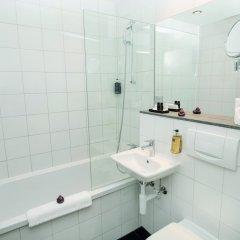 Отель Sorell Hotel Rex Швейцария, Цюрих - отзывы, цены и фото номеров - забронировать отель Sorell Hotel Rex онлайн ванная фото 2