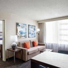 Отель Embassy Suites Fort Worth - Downtown комната для гостей фото 5