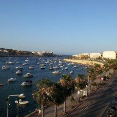 Отель Akwador Guest House Мальта, Марсаскала - отзывы, цены и фото номеров - забронировать отель Akwador Guest House онлайн балкон