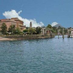 Отель San Gottardo Италия, Вербания - отзывы, цены и фото номеров - забронировать отель San Gottardo онлайн пляж фото 2