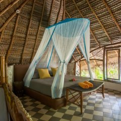 Отель Ninamu Resort - All Inclusive Французская Полинезия, Тикехау - отзывы, цены и фото номеров - забронировать отель Ninamu Resort - All Inclusive онлайн удобства в номере фото 2