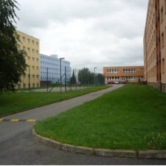 Отель Koleje J.a.komenského Брно фото 4