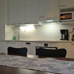 Апартаменты Local Nordic Apartments - Arctic Fox Ювяскюля в номере