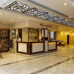 Kleopatra Beach Hotel - All Inclusive интерьер отеля