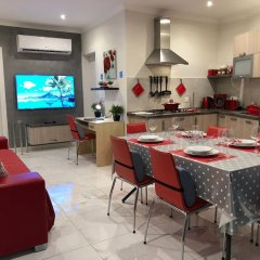 Апартаменты Marsascala Sea View Luxury Apartment & Penthouse Марсаскала детские мероприятия