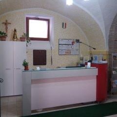 Отель Domus Pacis Loreto - Casa per ferie Италия, Лорето - отзывы, цены и фото номеров - забронировать отель Domus Pacis Loreto - Casa per ferie онлайн интерьер отеля фото 2
