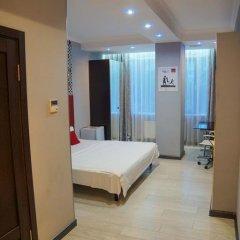 Отель Британика Краснодар комната для гостей фото 3