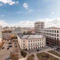 Отель Little Home - Nowogrodzka Польша, Варшава - отзывы, цены и фото номеров - забронировать отель Little Home - Nowogrodzka онлайн балкон