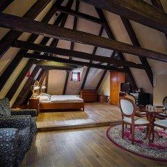 Hotel & Residence U Tri Bubnu развлечения