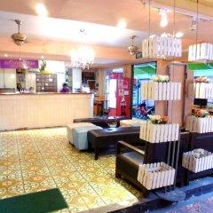 Отель Sawasdee Bangkok Inn интерьер отеля фото 2