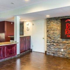Отель Red Roof Inn Tulare - Downtown/Fairgrounds интерьер отеля фото 2