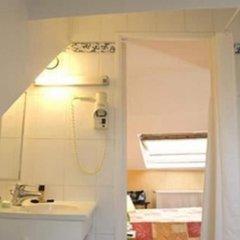 Grand Hotel du Calvados ванная