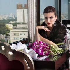 Гостиница Корстон, Москва интерьер отеля фото 3