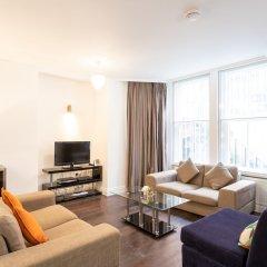 Апартаменты Knightsbridge- 28 Hans Rd Apartments Лондон комната для гостей фото 2