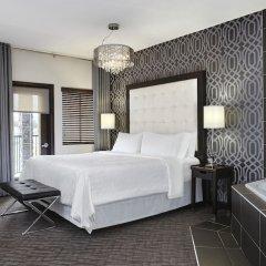 Отель Four Points by Sheraton Hotel & Suites Calgary West Канада, Калгари - отзывы, цены и фото номеров - забронировать отель Four Points by Sheraton Hotel & Suites Calgary West онлайн ванная фото 2