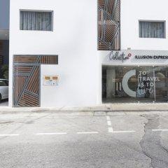 Отель Xcala Illusion Express Мексика, Плая-дель-Кармен - отзывы, цены и фото номеров - забронировать отель Xcala Illusion Express онлайн парковка