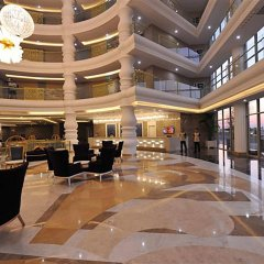 Отель Kirman Belazur Resort And Spa Богазкент интерьер отеля