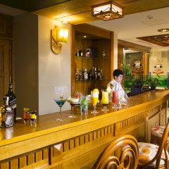 Green World Hotel Nha Trang Нячанг гостиничный бар