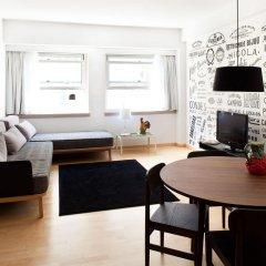 Отель The Lisbonaire Apartments Португалия, Лиссабон - отзывы, цены и фото номеров - забронировать отель The Lisbonaire Apartments онлайн комната для гостей фото 5