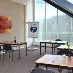 Отель Fletcher Hotel - Resort Spaarnwoude Нидерланды, Велсен-Зюйд - отзывы, цены и фото номеров - забронировать отель Fletcher Hotel - Resort Spaarnwoude онлайн питание фото 2