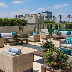 Отель Crowne Plaza Los Angeles-Commerce Casino бассейн
