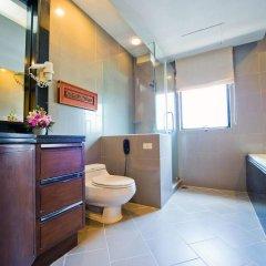 Отель President Park - Ebony Towers - unit 11A Таиланд, Бангкок - отзывы, цены и фото номеров - забронировать отель President Park - Ebony Towers - unit 11A онлайн ванная