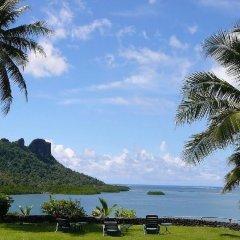 Отель South Park Hotel Micronesia Федеративные Штаты Микронезии, Понпеи - отзывы, цены и фото номеров - забронировать отель South Park Hotel Micronesia онлайн пляж