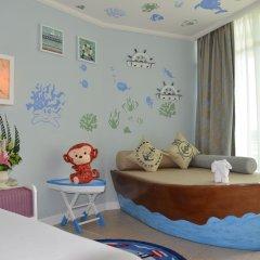 Отель Sunshine Resort Intime Sanya детские мероприятия