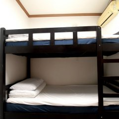 Hostel Ruman Stay сейф в номере