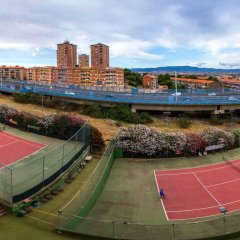 Hotel Residence Ulivi E Palme спортивное сооружение