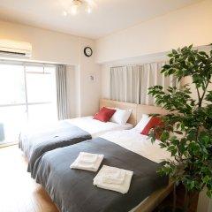 Отель Octo Otemon Япония, Фукуока - отзывы, цены и фото номеров - забронировать отель Octo Otemon онлайн комната для гостей