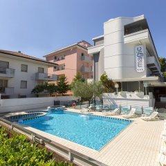 Hotel Magic бассейн