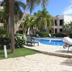 Отель Beatiful condo rosa hermosa Доминикана, Пунта Кана - отзывы, цены и фото номеров - забронировать отель Beatiful condo rosa hermosa онлайн бассейн фото 3